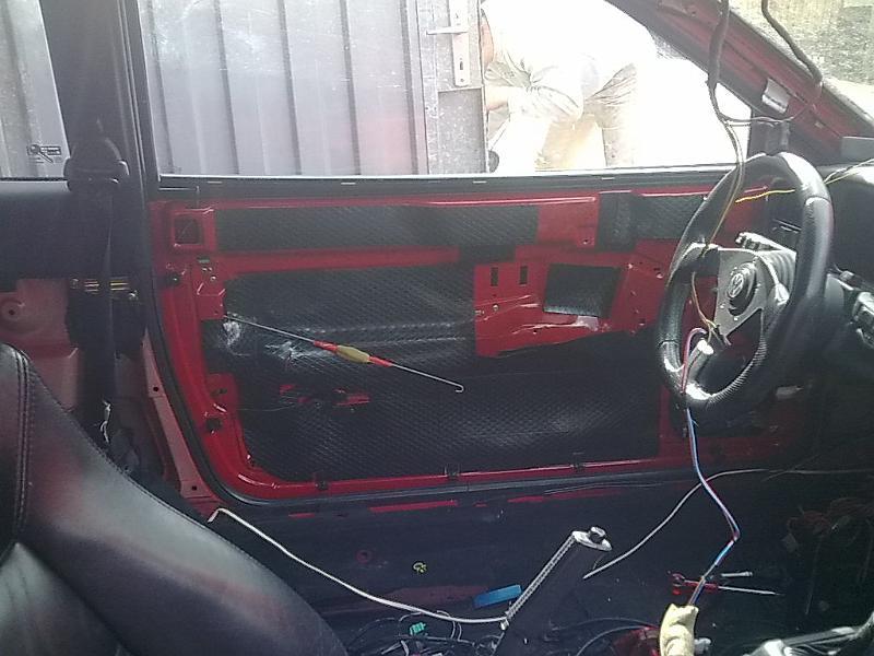 Pittiplatschs Corrado 16V G60/Styling/Interieur/HiFi/Dämmung/Fahrer ...